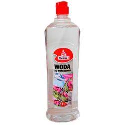 Woda do prasowania Kompozycja kwiatowa 1 l Płyn do żelazka METROX