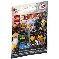 71019 - 1 SZT LOSOWO WYBRANEJ MINIFIGURKI Z SERII LEGO NINJAGO® MOVIE™