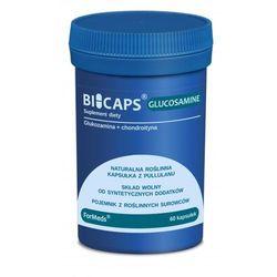 BICAPS GLUCOSAMINE Formeds, Glukozamina, 60 kapsułek