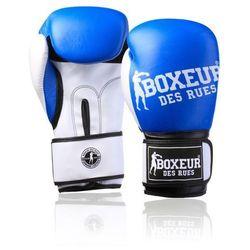 Rękawice bokserskie BOXEUR BXT-5124 (rozmiar 12 oz) Niebieski