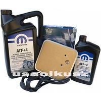 Oleje silnikowe, Olej MOPAR ATF+4 oraz filtr oleju skrzyni biegów 42RE Dodge RAM 1994-1997
