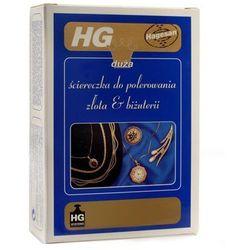 HG ściereczka do polerowania złota i biżuterii 30x30 cm - ozdoby ||biżuteria ||wyroby ze złota