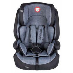 Fotelik 9-36 kg Nico black