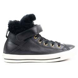buty CONVERSE - Chuck Taylor All Star Brea Black (BLACK) rozmiar: 35