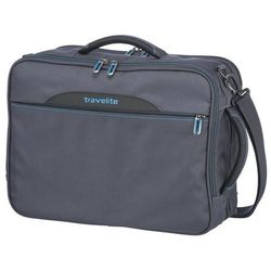 TRAVELITE CROSSLITE Plecak torba 2w1 23/28L Anthrazit - Szary