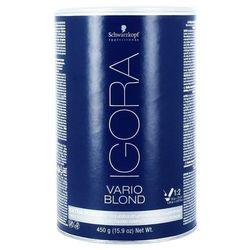 SCHWARZKOPF Rozjaśniacz Igora Vario Blond Extra Power 450 g