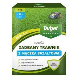 Nawóz do trawnika 1 kg z mączką bazaltową ZADBANY TRAWNIK TARGET