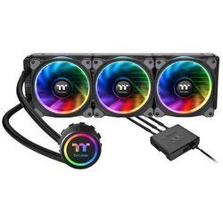 Chłodzenie wodne CPU Thermaltake Floe Riing RGB 360 TT Premium Edition (3x120mm, miedź) - CL-W158-PL12SW-A- natychmiastowa wysyłka, ponad 4000 punktów odbioru!