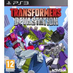 Transformers Devastation (PS3)