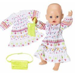 BABY BORN Sukienka Boho