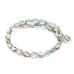 Biżuteria Chrysalis Bransoletka Gaia Rain Blue CRBW0017SPblab