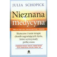 Książki medyczne, Nieznana medycyna (opr. miękka)