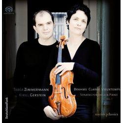 Brahms/Clarke/Vieuxtemps - Sonaten Fur.. -Sacd-