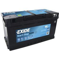 Akumulator EXIDE AGM START&STOP EK950 95Ah 850A EN