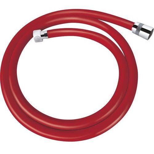 Deante wąż natryskowy 150 cm czerwony NDA R51W