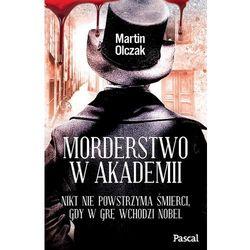 Morderstwo w Akademii - Dostępne od: 2014-10-08 (opr. miękka)