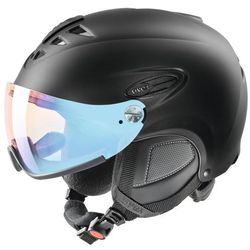 UVEX hlmt 300 vario Kask snowboard czarny Kaski narciarskie -25 % (-25%)