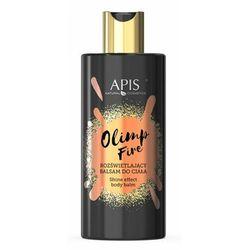 Apis OLIMP FIRE Rozświetlający balsam do ciała (300 ml)