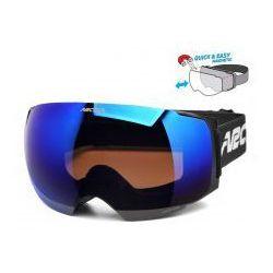 Gogle narciarskie Arctica G 105 D Niebieski Revo
