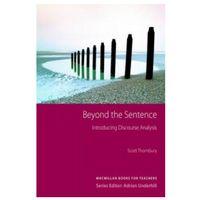 Książki do nauki języka, Beyond the Sentence