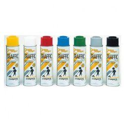 Specjalny spray do znakowania Traffic, czarny