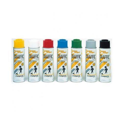 Farby, Specjalny spray do znakowania Traffic, czarny