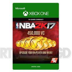 NBA 2K17 - 450000 VC [kod aktywacyjny]