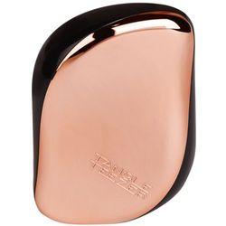 Tangle Teezer COMPACT STYLER Szczotka do każdego rodzaju włosów (BLACK ROSE GOLD)