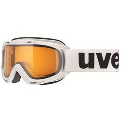 Uvex Slider Biały lasergold lite/clear 2017-2018