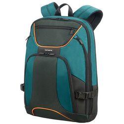 """Samsonite Kleur plecak miejski na laptopa 17,3"""" / na tablet 10,1"""" / zielony - Green / Dark Green"""