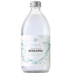 Ben&anna natural mouthwash naturalny płyn do płukania jamy ustnej z aloesem szałwią i olejkiem miętowym 500ml