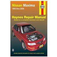 Biblioteka motoryzacji, Nissan Maxima (93 - 08) (USA)