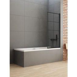 Parawan nawannowy 70x140 cm P-0047 New Soleo Black New Trendy