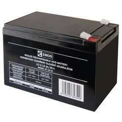 Akumulator AGM 12V 12Ah F6,3