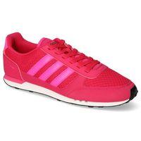Damskie obuwie sportowe, Sneakersy Adidas B74491 Różowe
