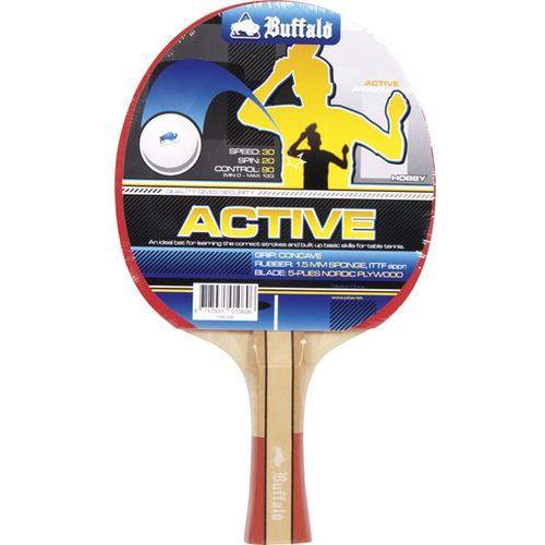 Tenis stołowy, Rakietka BUFFALO ACTIVE