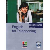 Książki do nauki języka, Express Work Skills. English for Telephoning. Podręcznik + CD (opr. miękka)