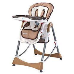 Krzesełko do karmienia Bistro beżowe