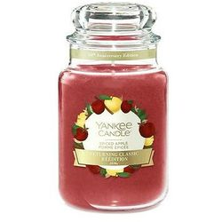 Yankee Candle Classic Spiced Apple Limited Edition 623 g