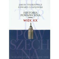 Historia powszechna Wiek XX (opr. miękka)