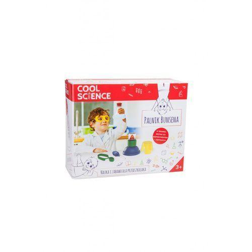 Kreatywne dla dzieci, COOL SCIENCE Palnik Bunsena - TM Toys