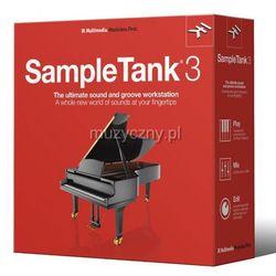 IK Multimedia SampleTank 3 oprogramowanie Płacąc przelewem przesyłka gratis!