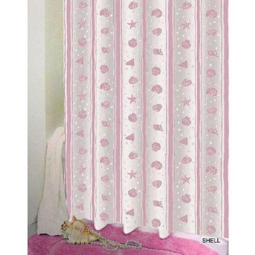 Bisk® Zasłona prysznicowa bisk peva shell 03808