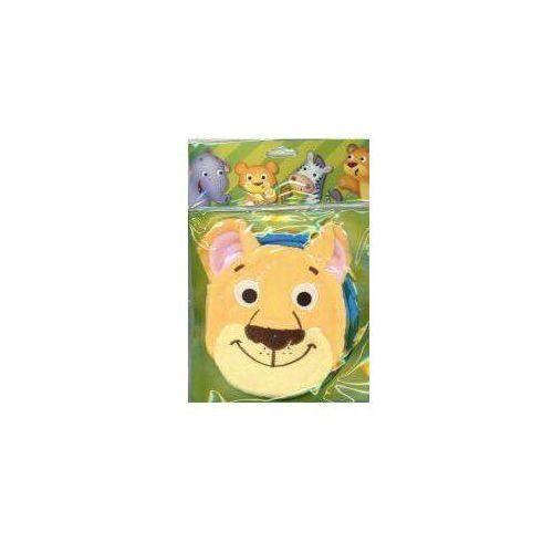 Książki dla dzieci, Lew Olek szuka przyjaciela