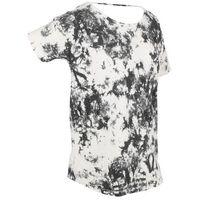 Koszulki z krótkim rękawkiem dziecięce, T-shirt (2 szt.) bonprix różowy/morski