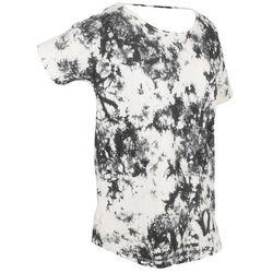 T-shirt (2 szt.) bonprix różowy/morski
