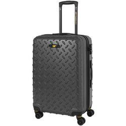 Caterpillar Industrial Plate walizka średnia 65 cm CAT / grafitowa - Iron Grey