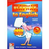 Książki do nauki języka, Playway To English 2 Pupil's Book (opr. miękka)