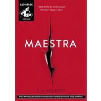 Audiobooki, Maestra (audiobook CD) - L.S. Hilton