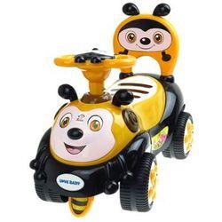 Jeździk dla dzieci pszczółka KINDERSAFE 7625 ŻÓŁTY